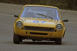 Steve Hare - 1969 FIAT 124SC in Group 1 at the 2017 SOVREN Spring Sprints run at Pacific Raceways