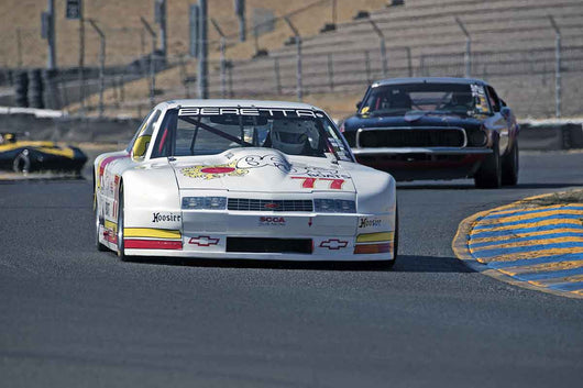 Nick De Vitis - 1988 Chevrolet Beretta IMSA/ TA in Group 8 -  at the 2016 Charity Challenge - Sonoma Raceway