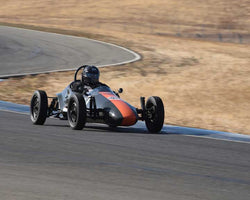 Rocky Taylor with 1966 Auto Dynamics Mk IV FV in  Group 5 at the 2015 Season Finale at Thunderhill Raceway