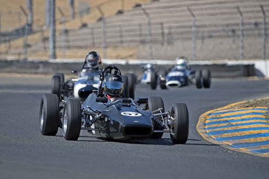 Jeff Rogers - 1970 Lola T200 in Group 6 -  at the 2016 Charity Challenge - Sonoma Raceway
