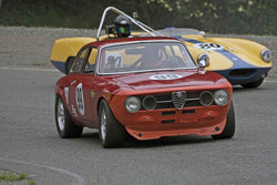 Bruce McKean - 1969 Alfa Romeo GTV in Group 2 at the 2017 SOVREN Spring Sprints run at Pacific Raceways