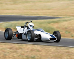Eric Sidebotham driving his 1969 Winkelman WDF1 in Group 6/7 at the 2015 CSRG Thunderhill Rolling Thunder at Thunderhill Raceway