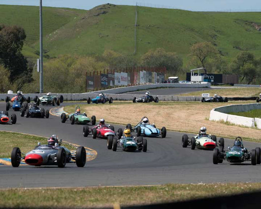 Group 5 in Group 5 - at the 2016 CSRG David Love Memorial - Sears Point Raceway