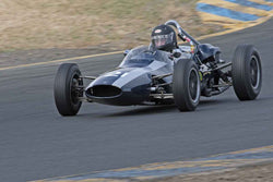 Jim Smith - 1962 Cooper T59 in Open Wheel Cars -1600cc Twin Cam or Less - Group 4 at the 2017 SVRA Sonoma Historic Motorsports Festivalrun at Sonoma Raceway