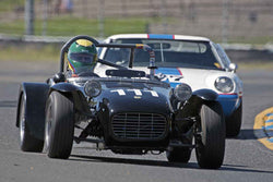 Michael Taradash - 1962 Lotus Seven in Group 3 at the 2017 CSRG David Love Memorial - Sears Point Raceway