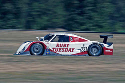 Ernie Spada - 2008 Riley Porsche Daytona in Group 5/7/9/11 at the 2017 SVRA Portland Vintage Racing Festival run at Portland International Raceway