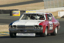 Lance Smith - 1968 Chevrolet Chevelle in 1963-72 Grand National Stock Cars - Group 5 at the 2017 SVRA Sonoma Historic Motorsports Festivalrun at Sonoma Raceway