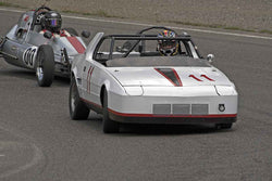 Greg McKinley with 1979 Fiat X19 in Group 1 SOVREN 2016 Pacific Northwest Historics - Pacific Raceway