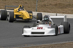 Open Wheel Cars - greater than 1600cc Twin Cam/Group 8 at the 2017 SVRA Sonoma Historic Motorsports Festival run at Sonoma Raceway
