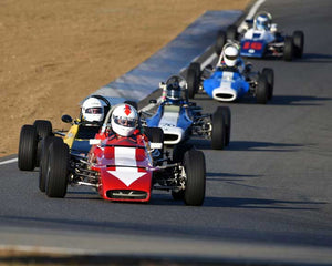 Dan Wardman with Winkelmann WDF2 in  Group 6 at the 2015 Season Finale at Thunderhill Raceway