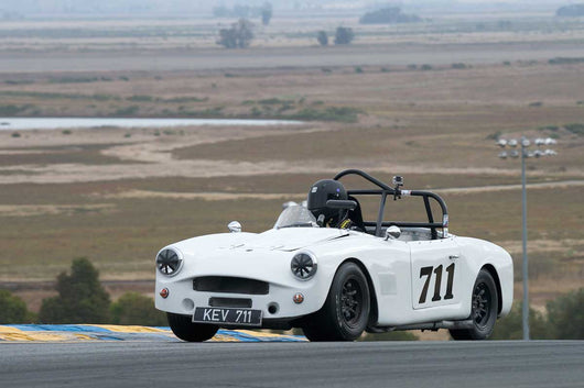 John Shirley - 1962 Turner Mk II 1600 in Group 3 -  at the 2016 Charity Challenge - Sonoma Raceway