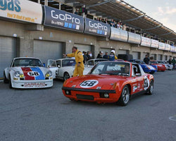 Eifel Trophy in Group 3 - Eifel Trophy at the 2015 Rennsport Reunion V, Mazda Raceway Laguna Seca