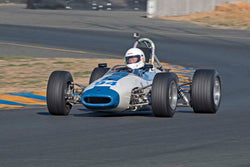 Tom Schnurbusch - 1967 Brabham BT 21B in Group 6B - Formula B at the 2017 CSRG Charity Challenge run at Sonoma Raceway