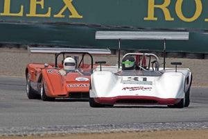 031 in Group 7A  at the 2016 Rolex Monterey Motorsport Reunion - Mazda Raceway Laguna Seca