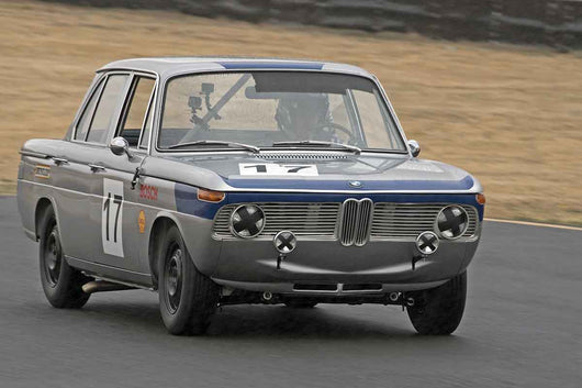 Steve Walker - 1965 BMW 1800 Ti/SA in Group 2 -  at the 2016 Charity Challenge - Sonoma Raceway