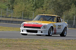 John Murray - 1971 Datsun 240Z in Group 2 at the 2016 SOVREN Columbia River Classic - Portland International Raceway