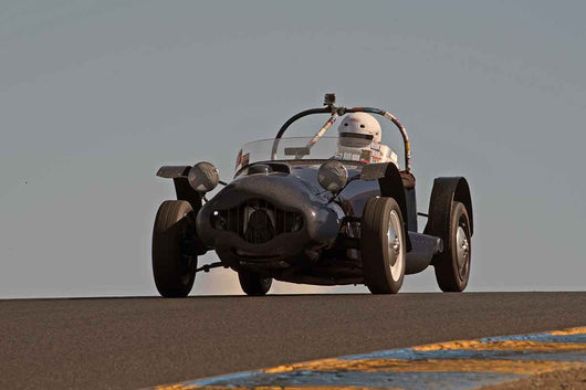Donald Racine - 1952 Aardvark Special in Group 1 -  at the 2016 Charity Challenge - Sonoma Raceway