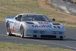 Michael Malone - Chevrolet Corvette in 1982-91 Historic IMSA GTO/SCCA Trans Am Cars and Stock Cars - Group 13 at the 2017 SVRA Sonoma Historic Motorsports Festivalrun at Sonoma Raceway
