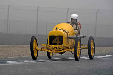 Ed Archer - 1915 Ford Roadster in Group 1A - Pre 1940 Sports Racing & Touring Cars at the 2017 Rolex Monterey Motorsport Reunion run at Mazda Raceway Laguna Seca