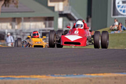 Richard McClosky - 1978 Crossle 32F in Group 6 - Formula Ford