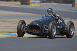 Mark Sange - 1952 HWM Grand Prix Tasman in Pre-41 Sports & Touring/1925-41 Racing Cars - Group 1 at the 2017 SVRA Sonoma Historic Motorsports Festivalrun at Sonoma Raceway