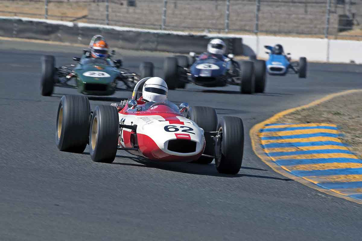 Charles McCabe - 1965 Le Grand MK 3B FB in Group 6 -  at the 2016 Charity Challenge - Sonoma Raceway