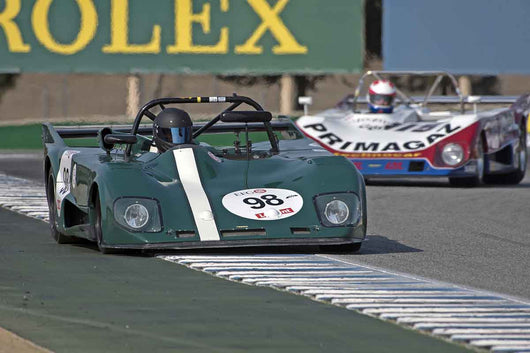 098 in Group 6A  at the 2016 Rolex Monterey Motorsport Reunion - Mazda Raceway Laguna Seca