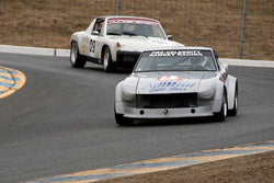 Bob Clucas with 1973 Datsun 240Z in Group 12 at the 2016 SVRA Sonoma Historics - Sears Point Raceway