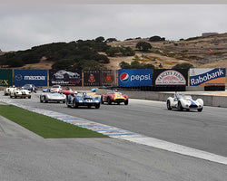 2015 HMSA LSR II Group 1 at the 2015 HMSA LSR Invitational II at Mazda Raceway Laguna Seca
