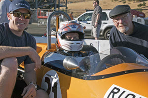 Paul Richins - 1967 Brabham BT 21C in Group 6 -  at the 2016 Charity Challenge - Sonoma Raceway