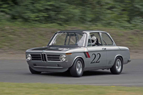 Dan Durr - 1968 BMW 2002 in Group 2B at the 2017 SOVREN Pacific Northwest Historicsrun at Pacific Raceways