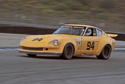 Dave Stone - 1973 Datsun 260Z in Group 4A - 1973-1981 FIA, IMSA GT,GTX,AAGT Cars at the 2017 Rolex Monterey Motorsport Reunion run at Mazda Raceway Laguna Seca
