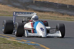 Jerry Kehoe - 1987 March 87BOpen Wheel Cars - greater than 1600cc Twin Cam - Group 8 at the 2017 SVRA Sonoma Historic Motorsports Festivalrun at Sonoma Raceway