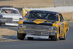 Linda Mountanos - 1966 Chevrolet Chevelle in 1963-72 Grand National Stock Cars - Group 5 at the 2017 SVRA Sonoma Historic Motorsports Festivalrun at Sonoma Raceway