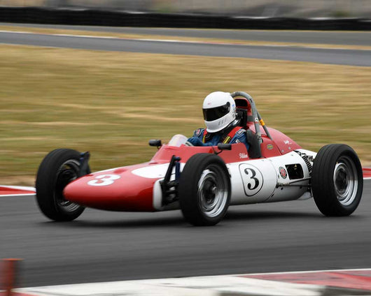 Dan Tilden with Zink V4 FV in Group 1 - Small Bore Production Cars at the 2015 Portland Vintage Racing Festival at Portland International Raceway