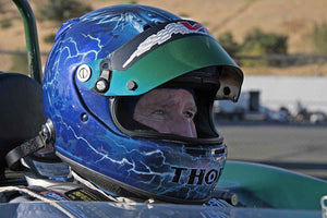 Thor Johnson - 1959 Lotus 17 in Group 1 -  at the 2016 Charity Challenge - Sonoma Raceway