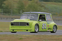Larry Sandham - 1985 Mini Vauxhall in Group 7 at the 2016 SOVREN Columbia River Classic - Portland International Raceway