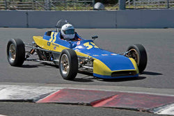 Richard Roberts - 1981 Crossle 45F in Group 2 at the 2017 SVRA Portland Vintage Racing Festivalrun at Portland International Raceway