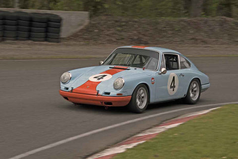Steve Gilmore - 1967 Porsche 911 in Group 2 at the 2017 SOVREN Spring Sprints run at Pacific Raceways
