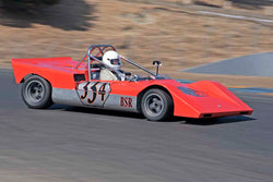 Steve Kupferman - 1967 Bobsy SR4 Sportsracer in Group 1 - 1959-65 Sports Racing Cars at the 2017 CSRG Charity Challenge run at Sonoma Raceway