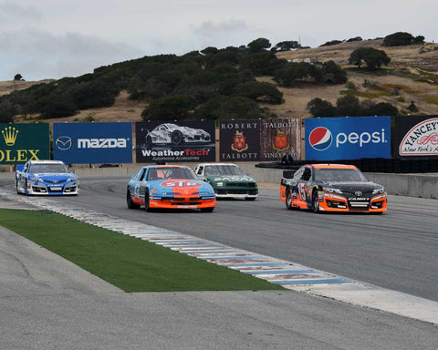 2015 HMSA LSR II Group 5 at the 2015 HMSA LSR Invitational II at Mazda Raceway Laguna Seca