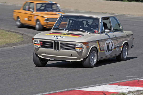 Tom Hufnagi - 1971 BMW 2002 in Group 2B at the 2017 SOVREN Pacific Northwest Historicsrun at Pacific Raceways
