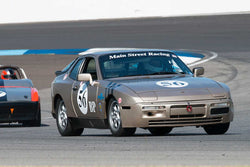 William Ironside - 1986 Porsche 944T - Group 8 at the 2017 Brickyard Vintage Racing Invitational run at Indianapolis Motor Speedway