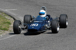 Mike Gilbert with Lotus 41 F3 in Groups 4-5-6 - at the 2016 SOVREN Spring Sprints, Pacific Raceway