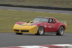 Ralph Stotschek - 1982 Chevrolet Corvette in Group 7 at the 2016 SOVREN Columbia River Classic - Portland International Raceway