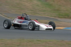 Norm Cowdrey with Crossle 172 CF in Group 8 -  at the 2016 SVRA Sonoma Historics - Sears Point Raceway