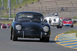 Marc Hugo - 1956 Porsche 356 A in Group 1 at the 2017 CSRG David Love Memorial - Sears Point Raceway