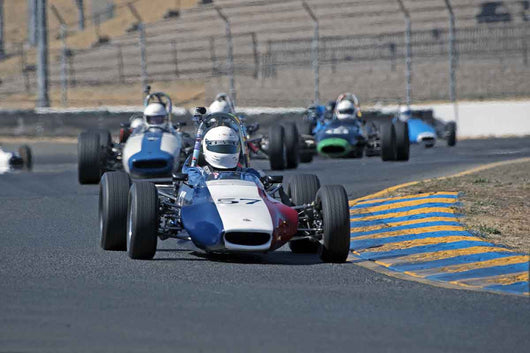 Kurt Joerger - 1971 Caldwell D9b in Group 6 -  at the 2016 Charity Challenge - Sonoma Raceway