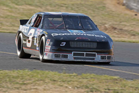 Michael Parsons - 1994 Chevrolet Lumina in 1982-91 Historic IMSA GTO/SCCA Trans Am Cars and Stock Cars - Group 13 at the 2017 SVRA Sonoma Historic Motorsports Festivalrun at Sonoma Raceway