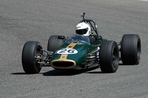 Timothy Osborne with 1967 Brabham BT21 in Groups 4-5-6 - at the 2016 SOVREN Spring Sprints, Pacific Raceway